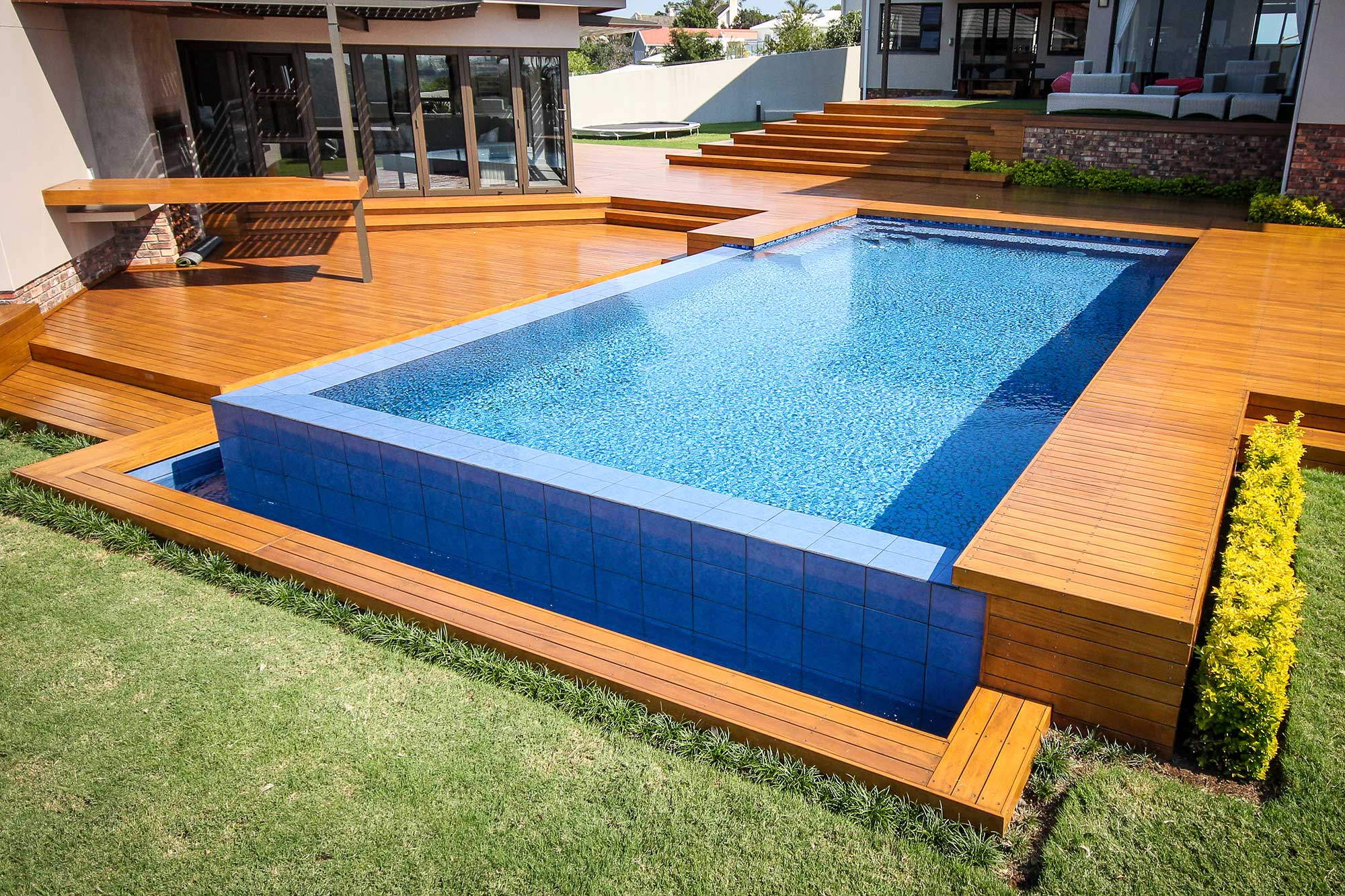 Glamorous swimming pool builders jhb contemporary simple for Pool companies